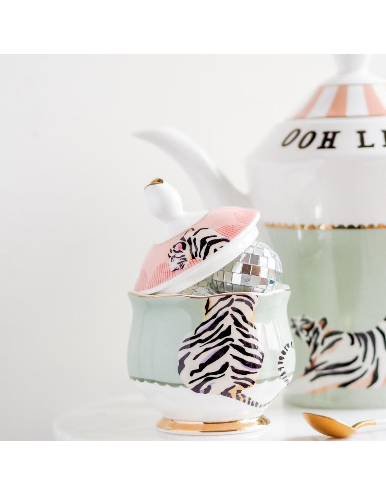 Yvonne Ellen Animals - Suikerpot - Tiger