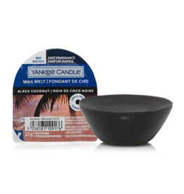 Yankee Candle Black Coconut - Wax Melt
