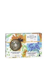 Maison Berger Auto Diffuser - Revelry - Mandarine Aromatique