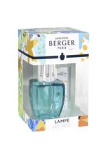 Lampe Berger Geurbrander - Giftbox - June Turquoise