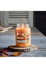 Yankee Candle Farm Fresh Peach - Large Jar