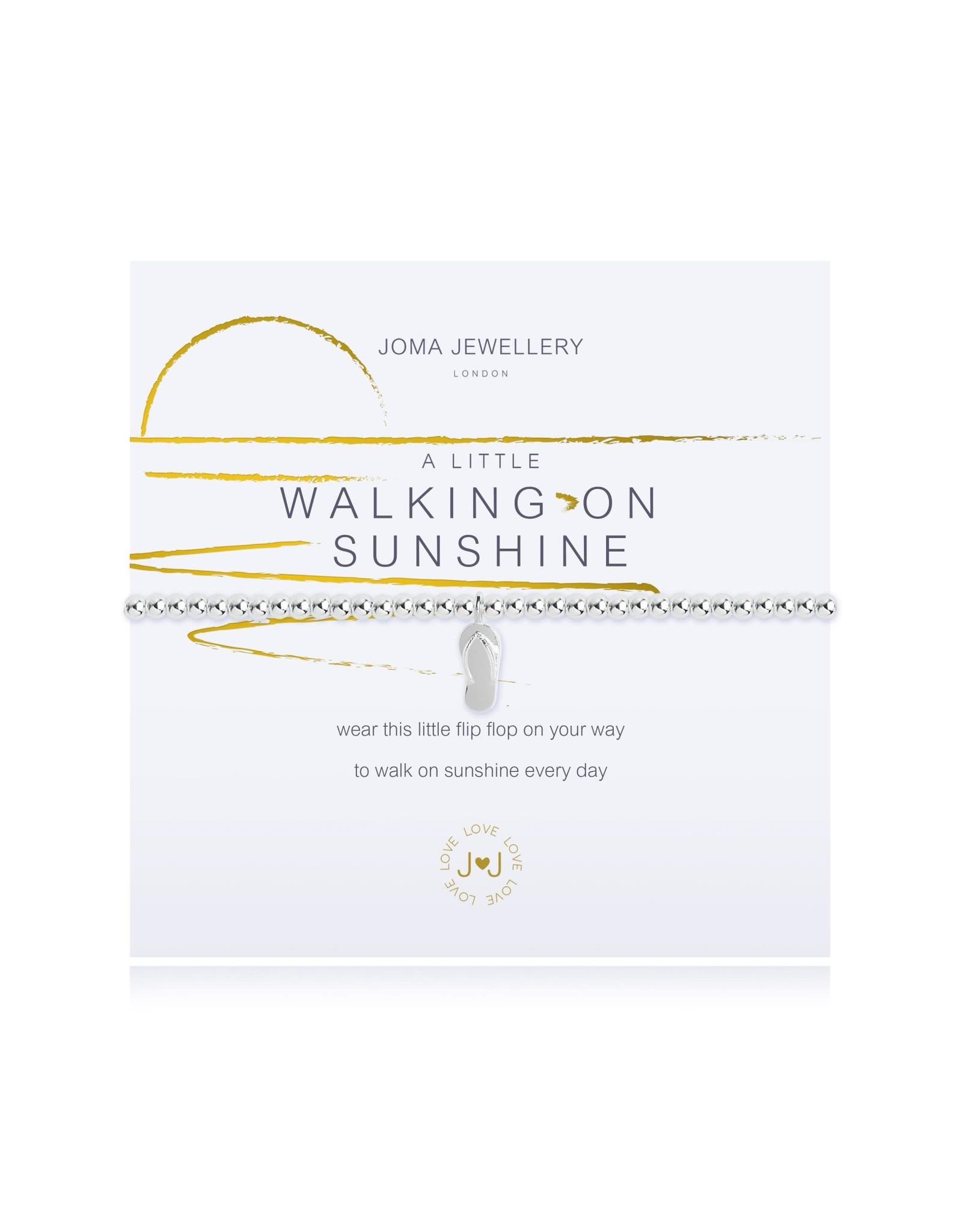 Joma Jewellery A Little - Walking on Sunshine - Armband