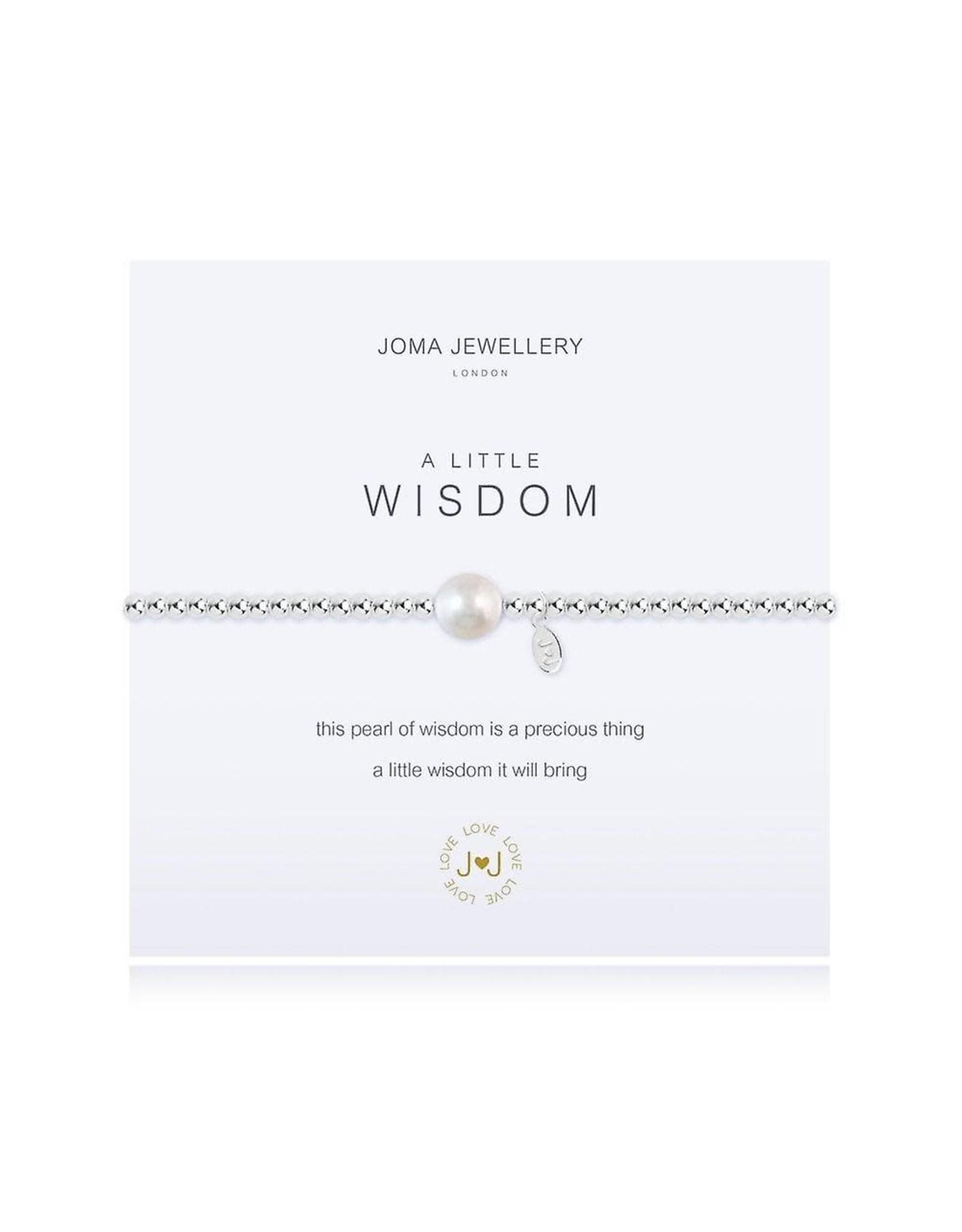 Joma Jewellery A Little - Wisdom - Armband