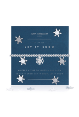 Joma Jewellery A Little - Let it Snow - Armband