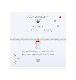 Joma Jewellery Kids - A Little - Santa Paws