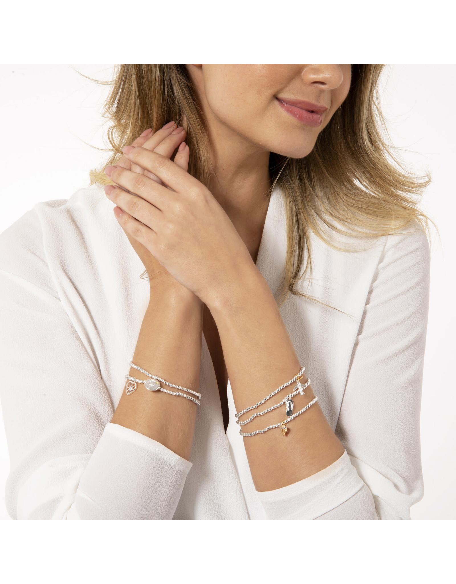 Joma Jewellery A Little - Adventure Awaits - Armband