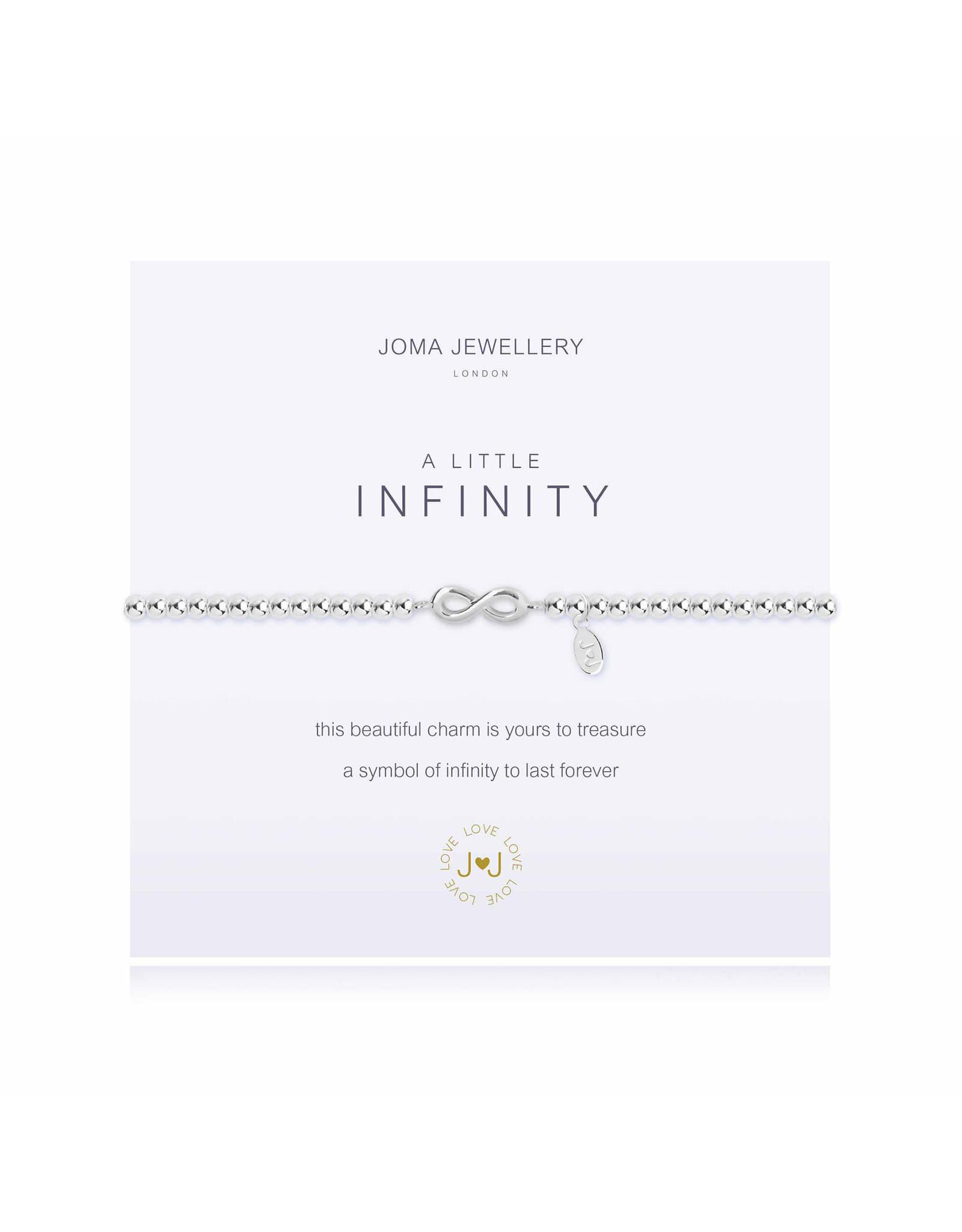 Joma Jewellery A Little - Infinity - Armband