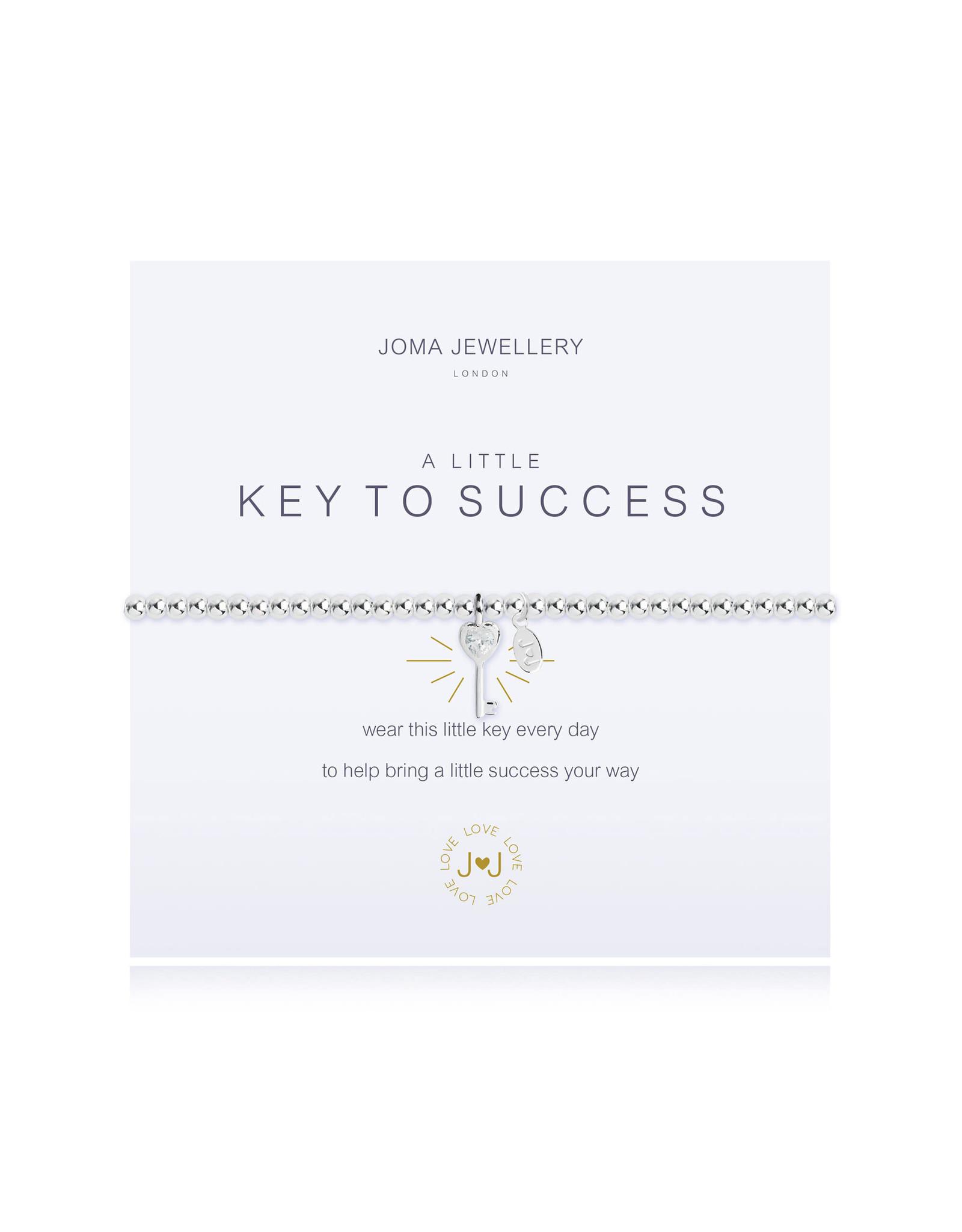 Joma Jewellery A Little - Key to Succes - Armband