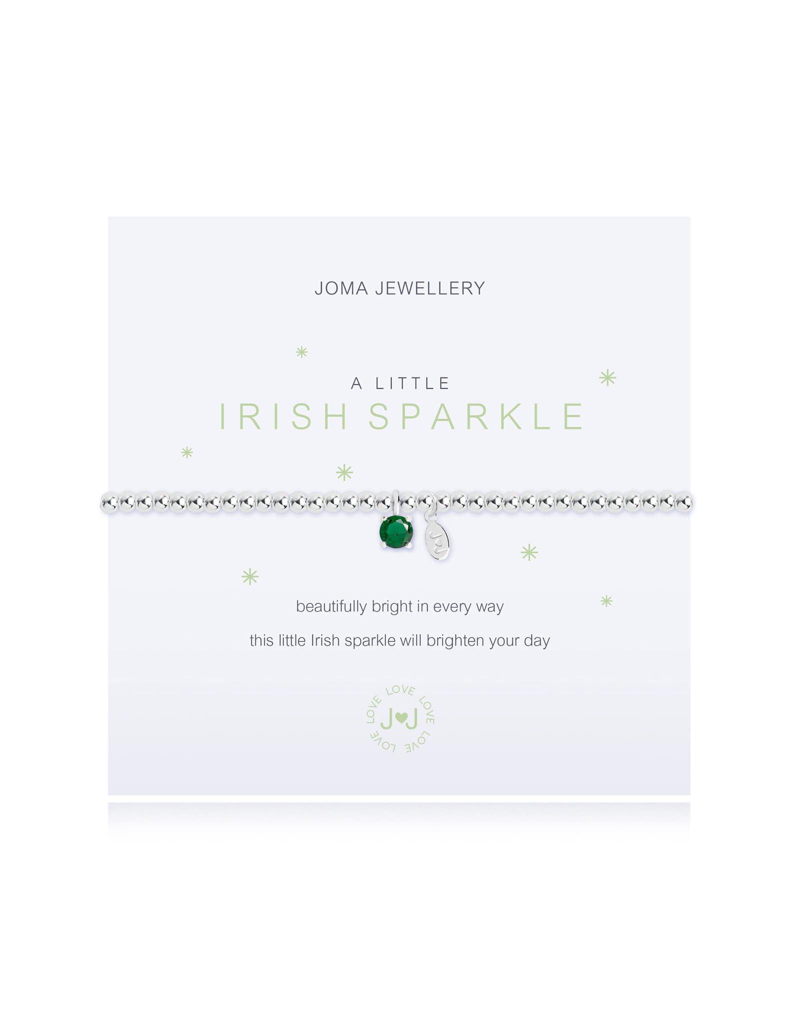 Joma Jewellery A Little - Irish Sparkle - Armband