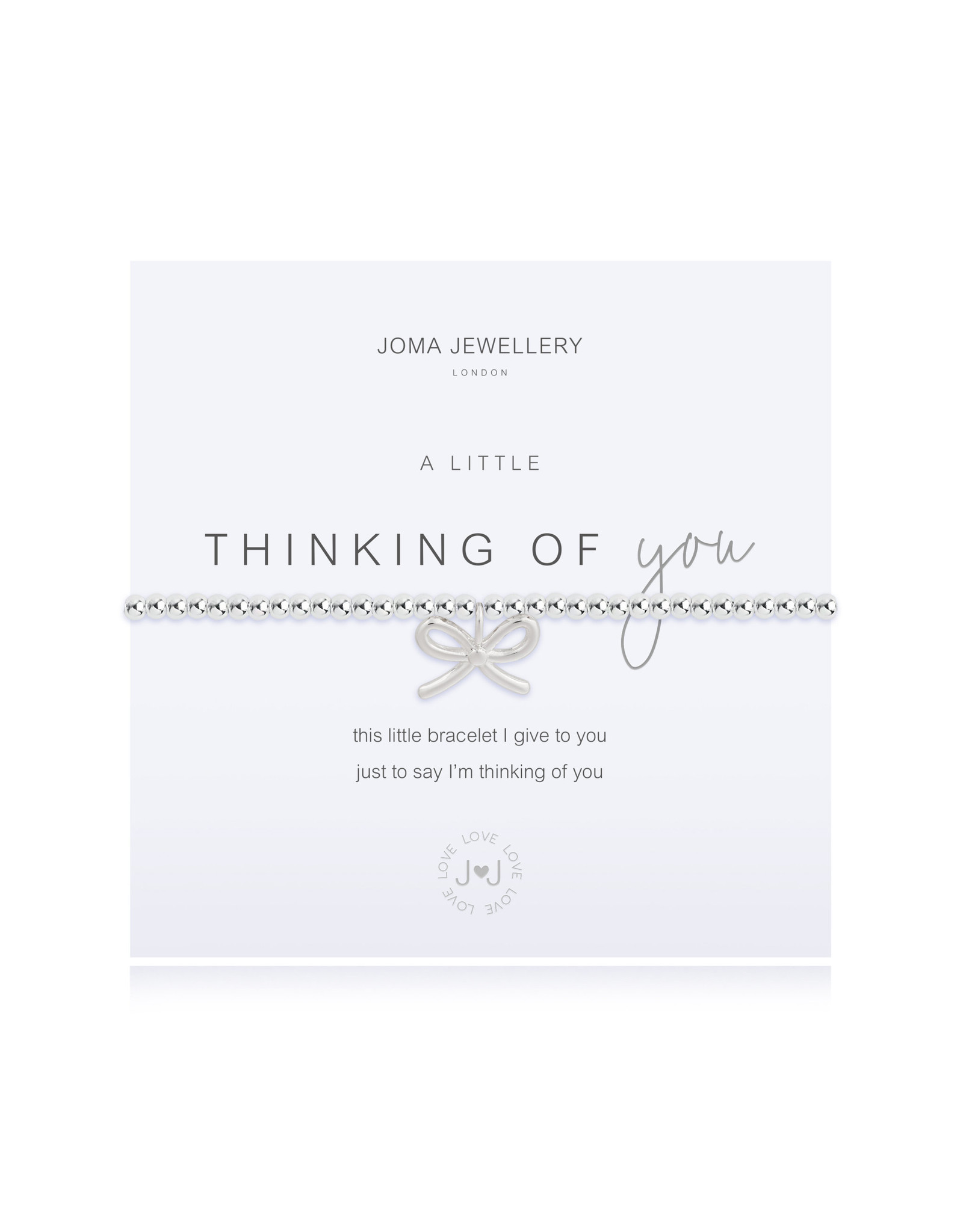 Joma Jewellery A Little - Thinking of You - Armband