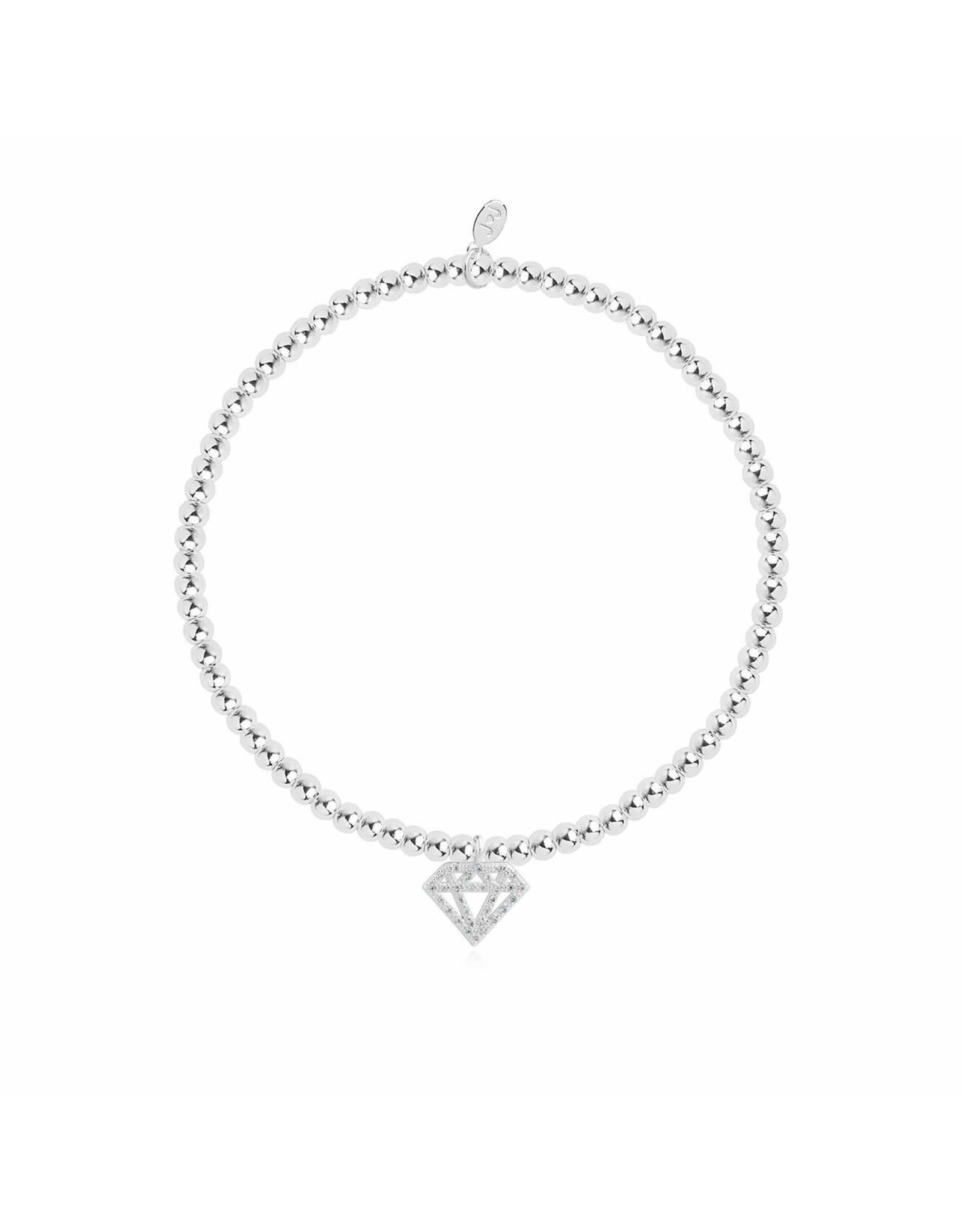 Joma Jewellery A Little - Sparkle like a Diamond - Armband