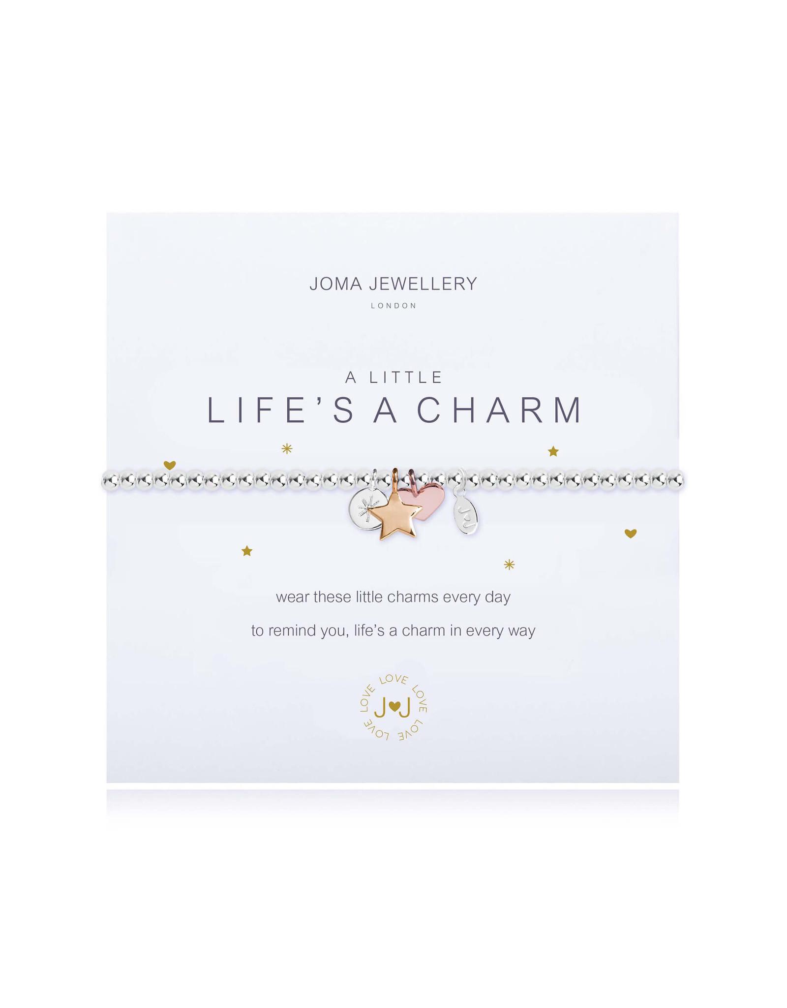 Joma Jewellery A Little - Life's a Charm - Armband