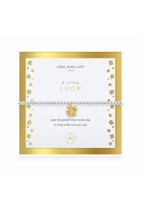 Joma Jewellery Boxed A Little - Luck - Armband
