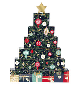 Yankee Candle Countdown to Christmas - Advent Calendar Tower