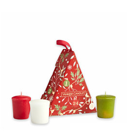 Yankee Candle Countdown to Christmas - 3 Votives
