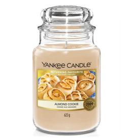 Yankee Candle Almond Cookie - Large Jar