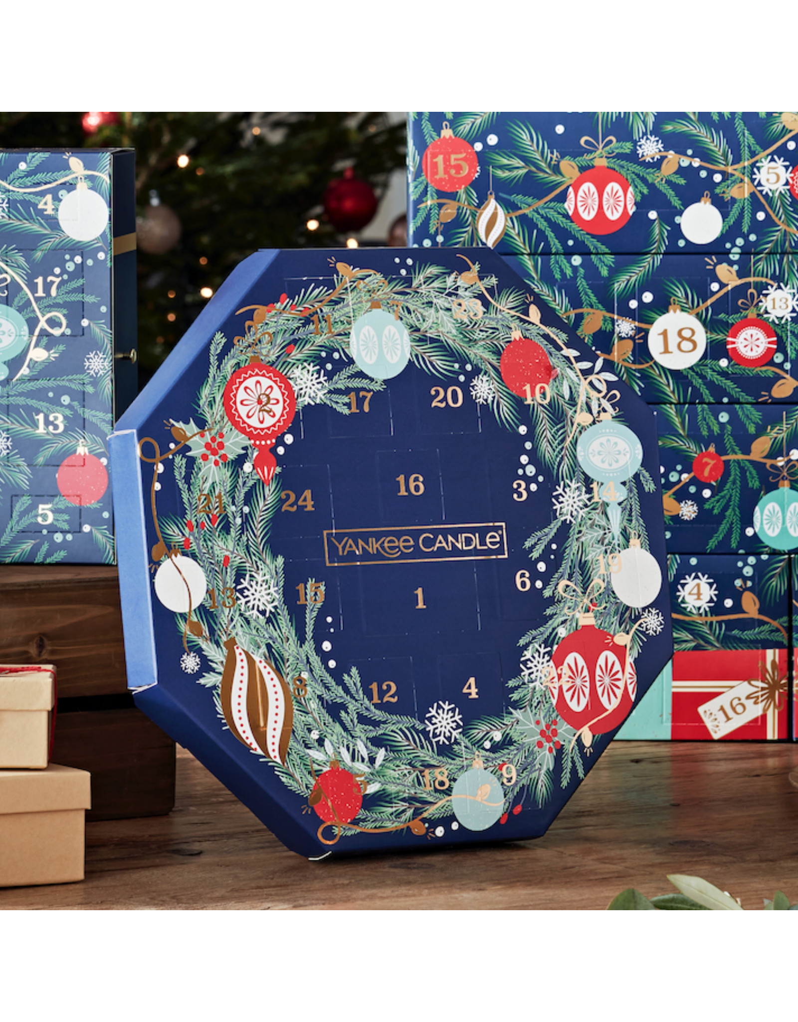 Yankee Candle Countdown to Christmas - Advent Calendar