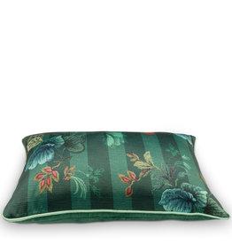 Pip Studio Kussen - Leafy Stitch 30x50cm