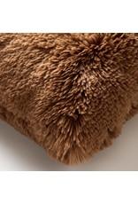 Dutch Decor Kussen - Fluffy Tobacco Brown