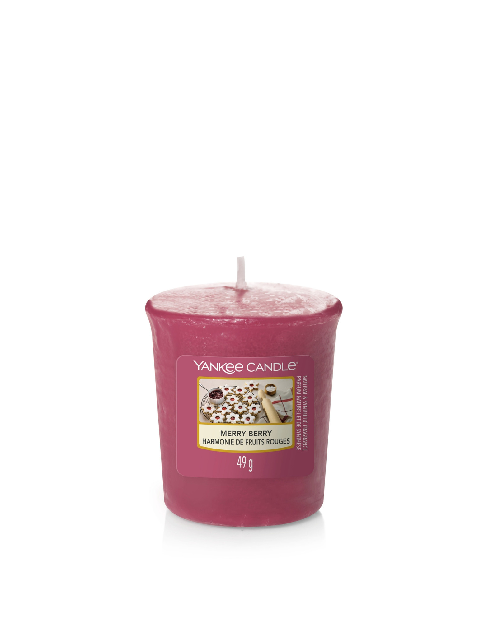 Yankee Candle Merry Berry - Votive
