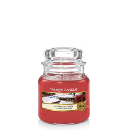 Yankee Candle Letters to Santa -  Small Jar