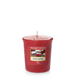 Yankee Candle Letters to Santa - Votive