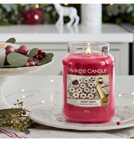 Yankee Candle Merry Berry - Large Jar