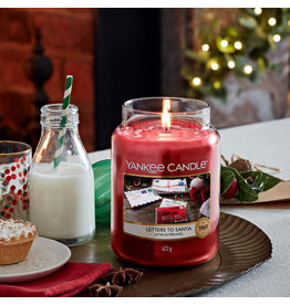 Yankee Candle Letters to Santa - Large Jar