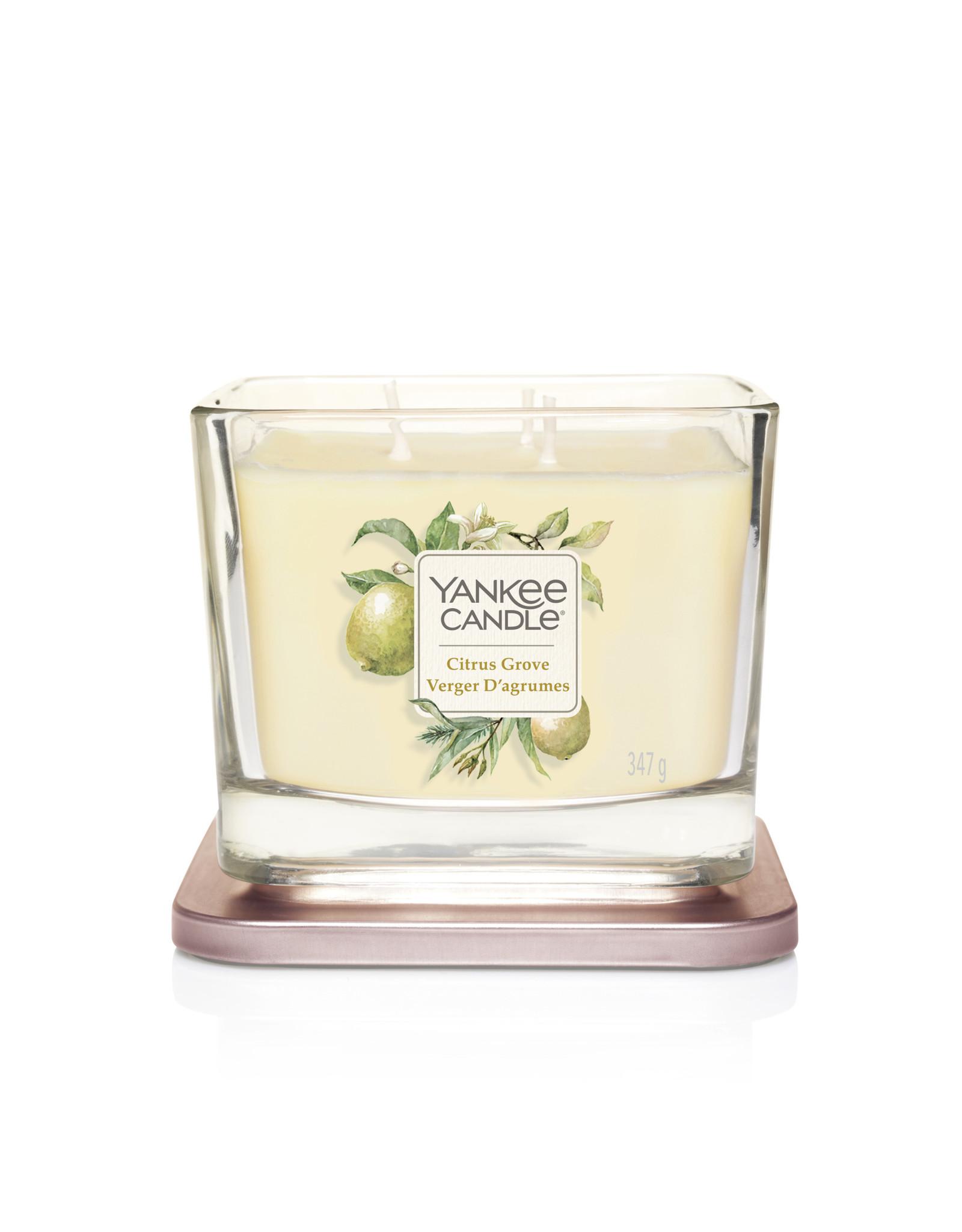 Yankee Candle Citrus Grove - Medium Vessel