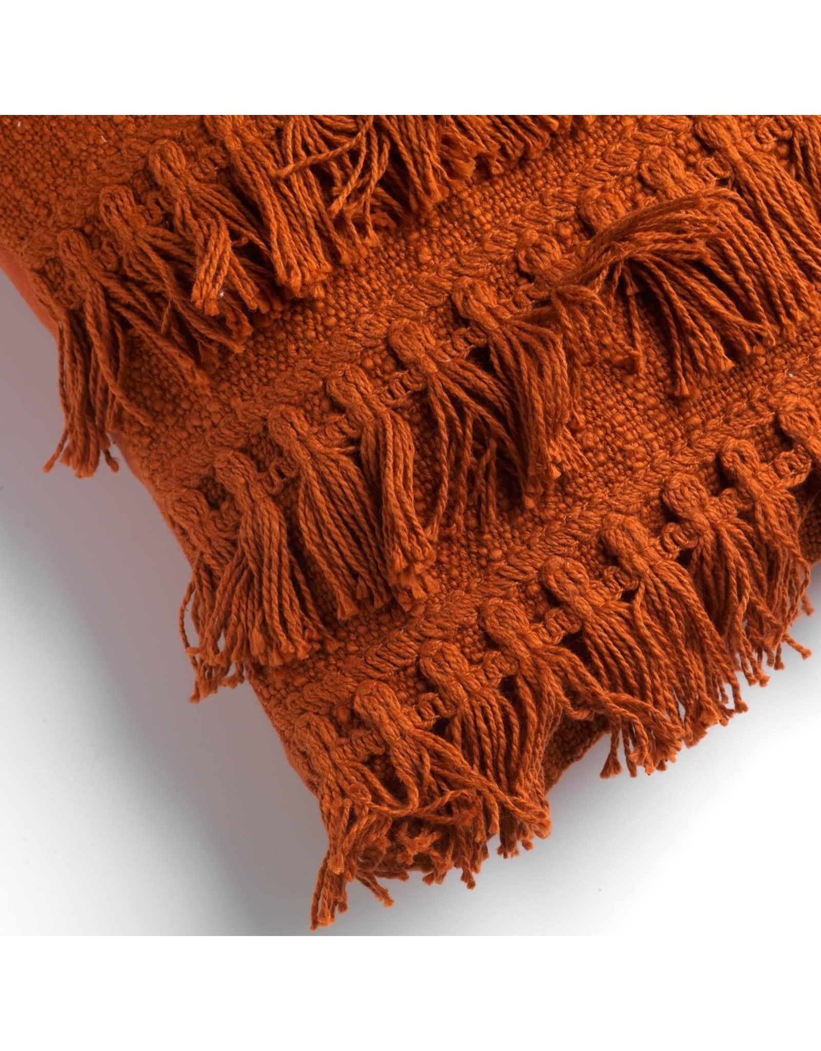 Dutch Decor Kussen - Boho Fara Potters Clay