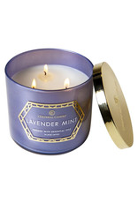 Colonial Candle Geo Luxe - Lavender Mint
