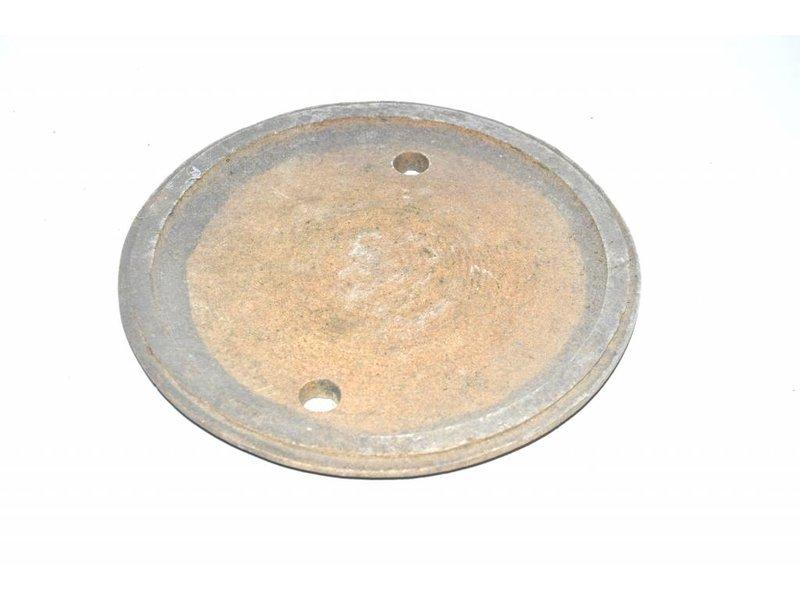 Bonsai pot grijs 24 cm