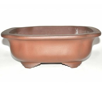 Bonsai pot marrone 38 cm