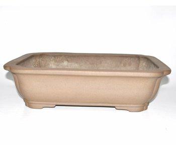 Bonsai crisol marrón 47 cm