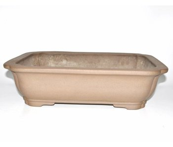 Bonsai pot brown 47 cm