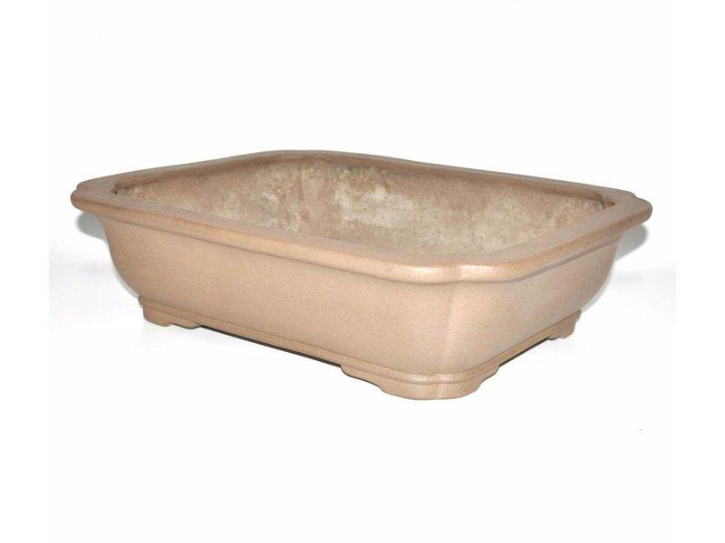 Bonsai pot bruin 47 cm
