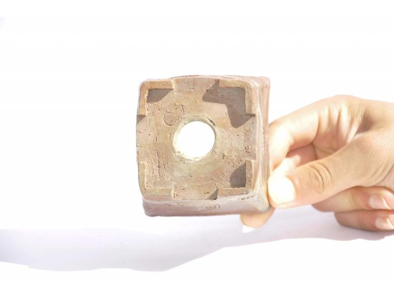 Vaso Yamaaki quadrato