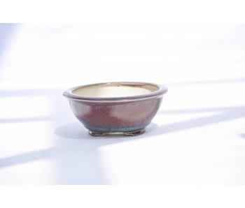 Round pot, 4,5 cm Eimei,  Yozan