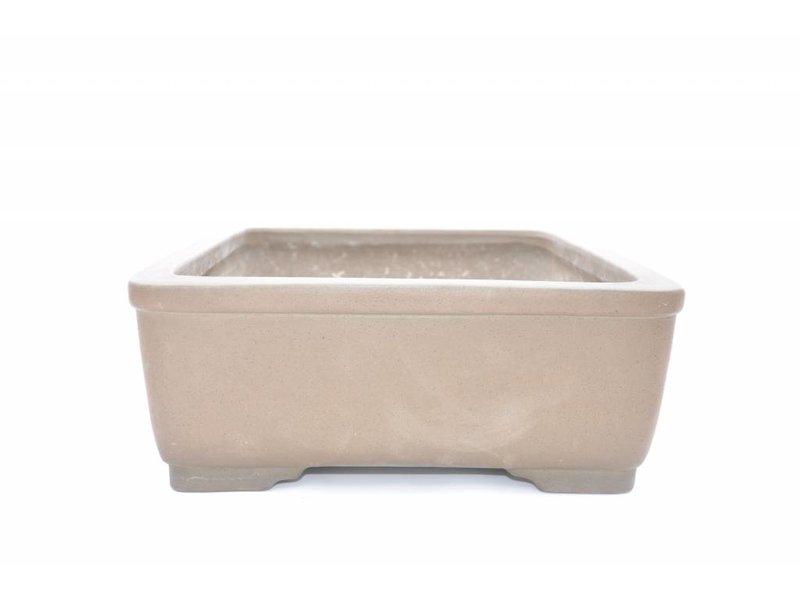 Rectangular pot, Gyozan, 42,7 cm