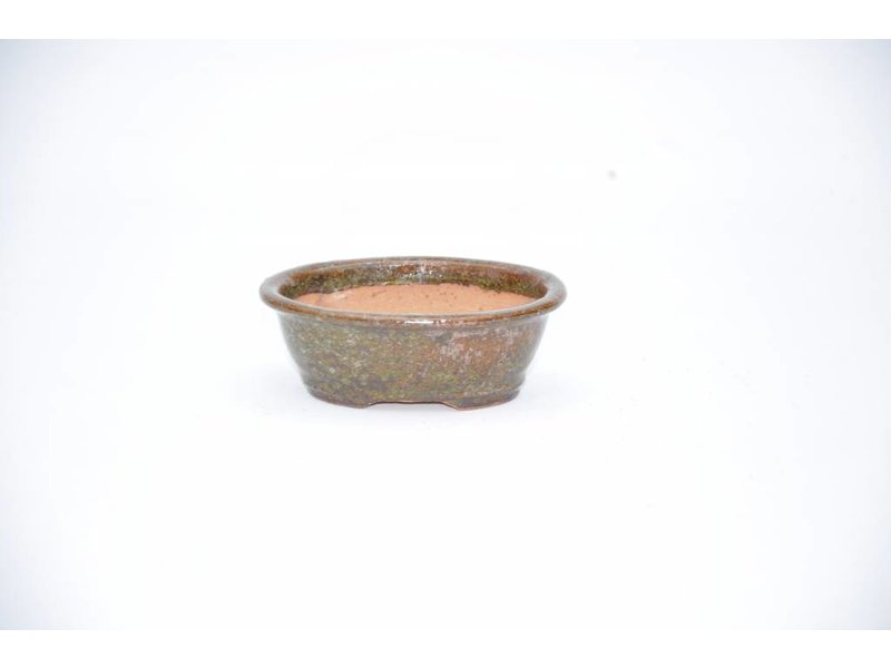 Ovale Shuho-pot