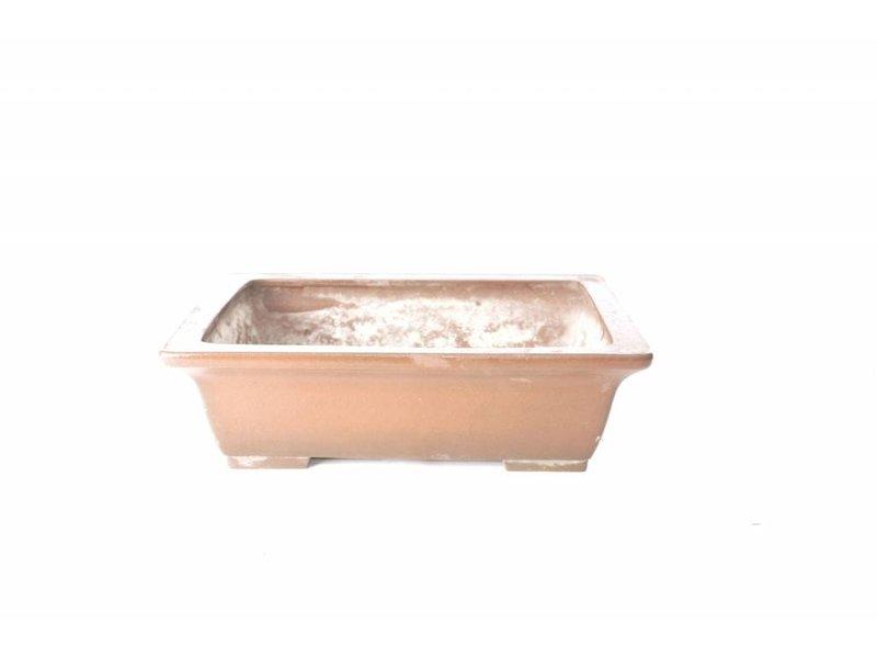 Rechthoekige Yamaaki-pot