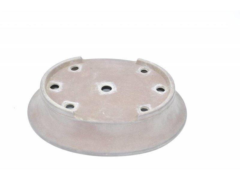 Ovale Kisen-pot