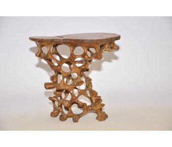 mesa de raíz de cereza no 16