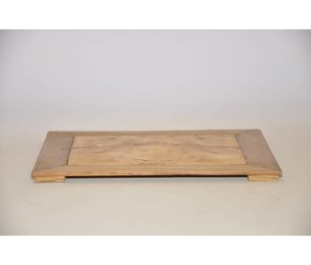 Oak / chestnut table No. 37