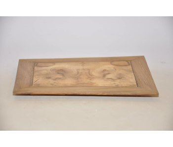 Oak / chestnut table No. 34