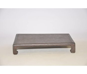 Meranti table No. 5