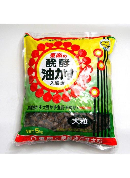 Abrakas fertilizer 4 kg grain 15 mm