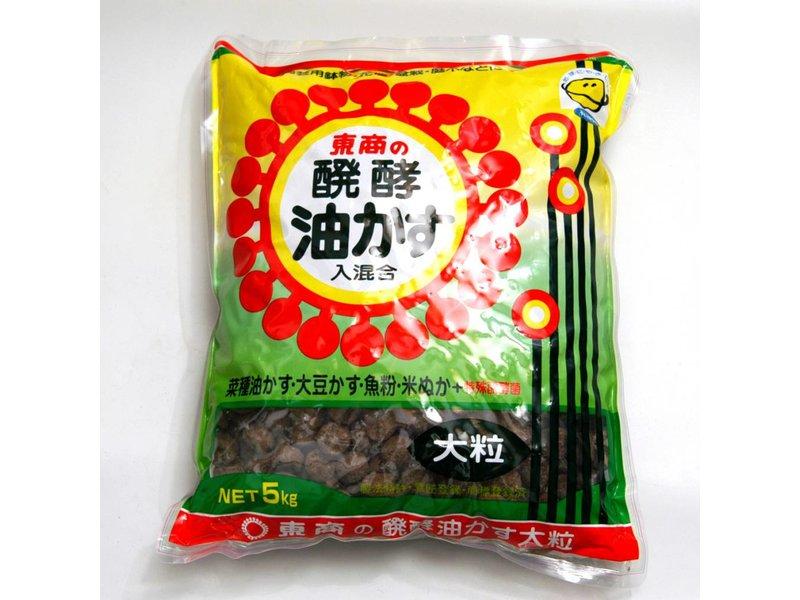 Aburakasu fertilizer 4 kg grain 15 mm