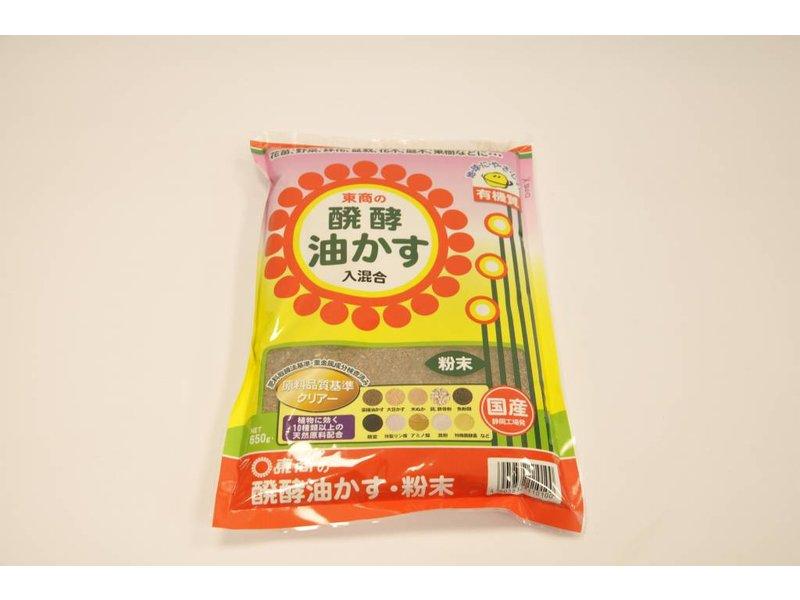 Aburakasu kunstmest 650 gram poeder