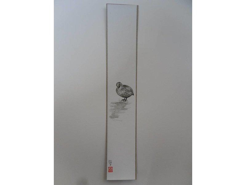 Korhoen Tanzaku 36x6 cm